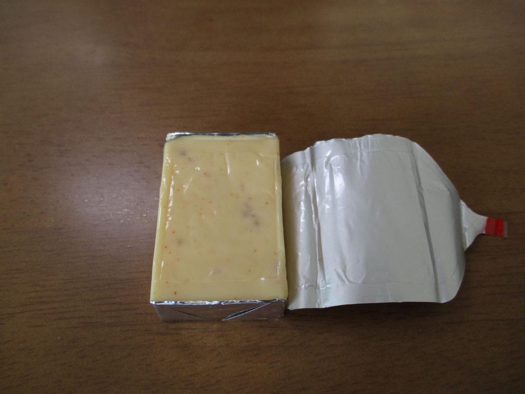 ベビーチーズ マスタード&チョリソー